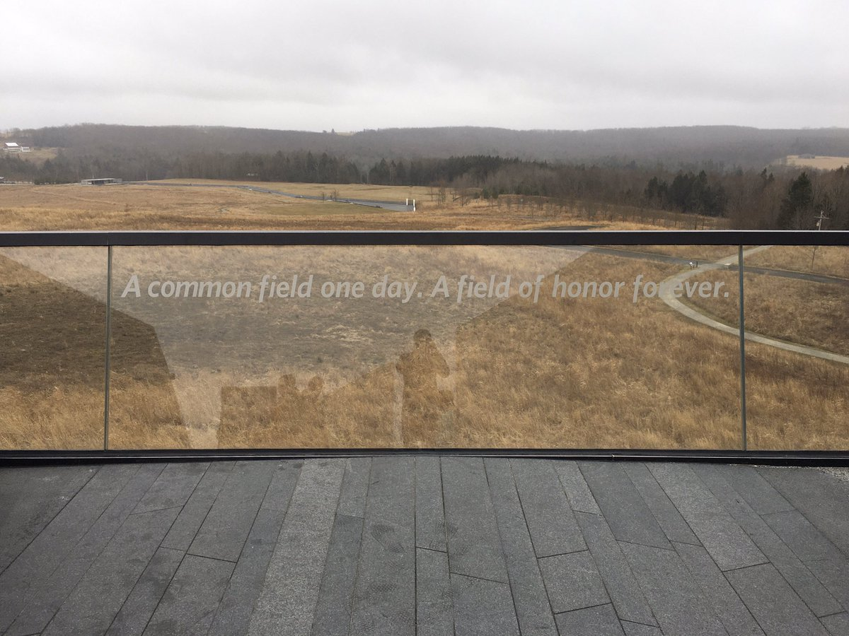 Flight 93 National Memorial  – at Flight 93 National Memorial