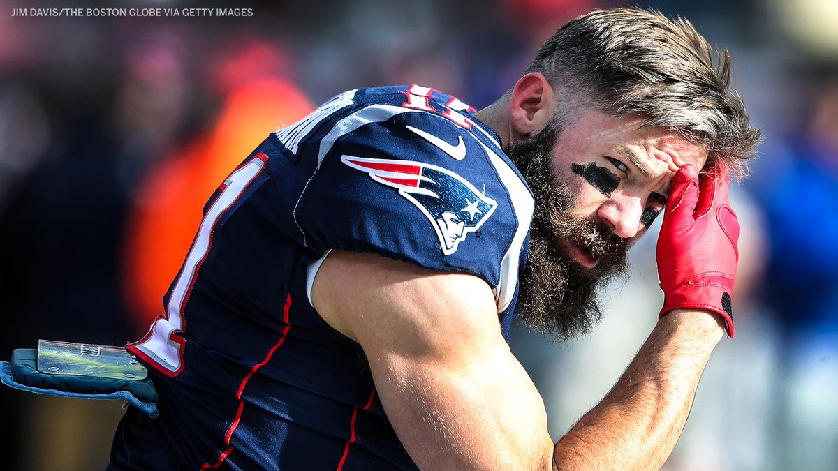 Patriots Julian Edelman Arrested Baaz