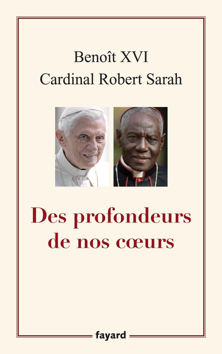 """Célibat des prêtres: Benoît XVI sort du silence (Livre : """"Des profondeurs de nos coeurs"""". Sortie le 15 janvier 2020) EOGML5RW4AYbBEj"""
