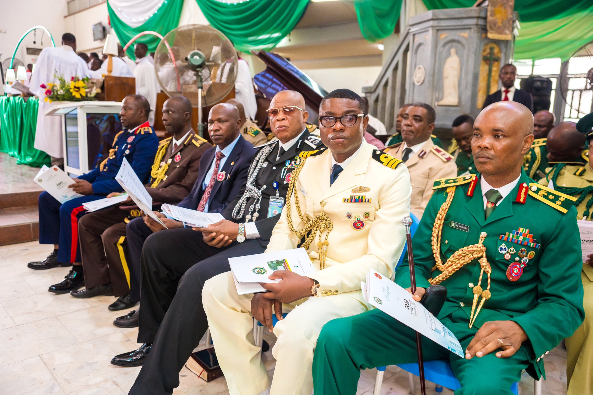 2020 Armed Forces Remembrance Day, Dapo Abiodun Pledges Support