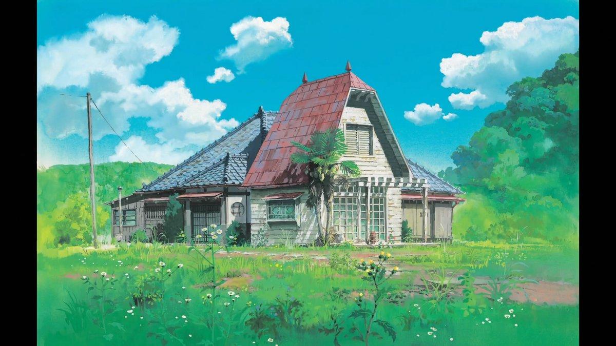 Ghibli Backgrounds Ghibli Bgs Twitter