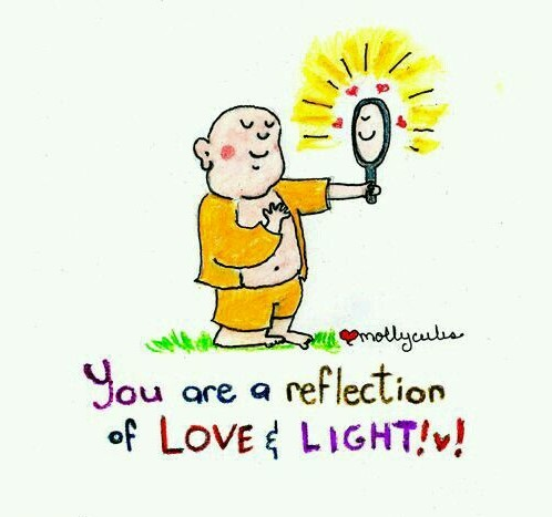 You Are A Reflection Of #LOVE & LIGHT! ~ Molly Cules  #LightUpTheLove #LUTL #weekendwisdom #SundayMotivation  #lifelonglearning  #JoyTrain  #starfishclub  #FamilyTrain  #ThinkBIGSundayWithMarsha<br>http://pic.twitter.com/NMOP1MCu11