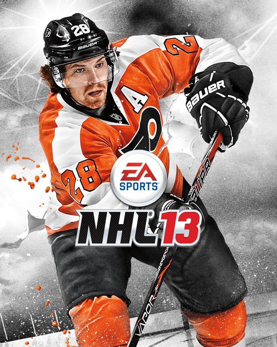 Happy Birthday to @NHLFlyers Captain and NHL 13 Cover Athlete Claude Giroux!