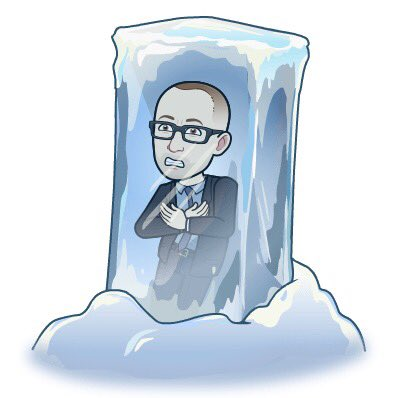 Slick roads lead to no school Monday 1/13 for @NENbluejays . See you on Tuesday!