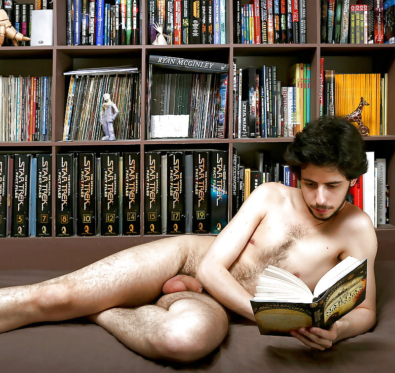 Naked states book