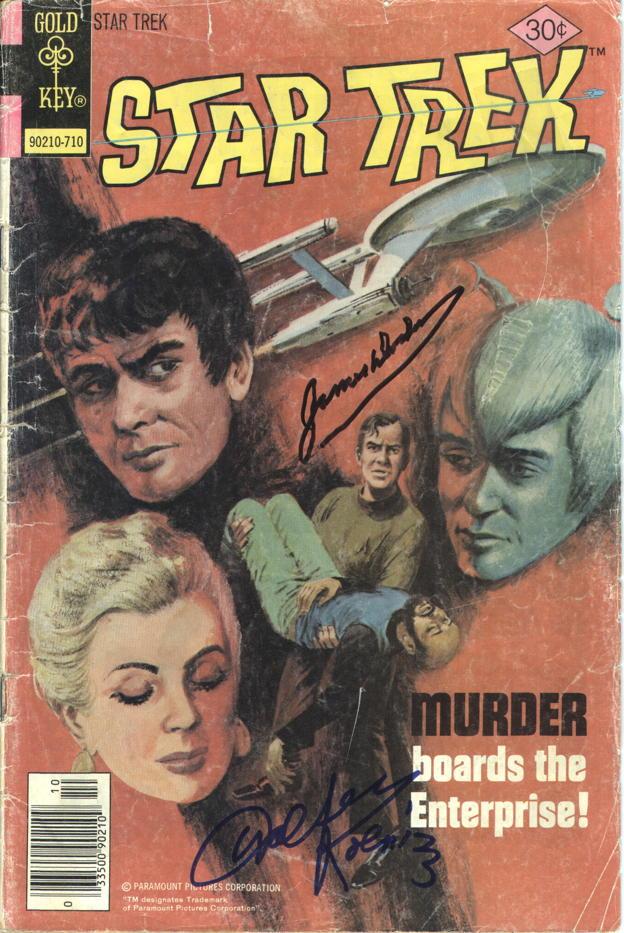 @TrekComicWtf One of the Gold Key #StarTrek comics