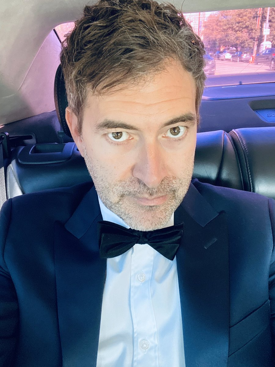 Tuxedo number 2. Still feel weird. #CriticsChoiceAwards @bombshellmovie