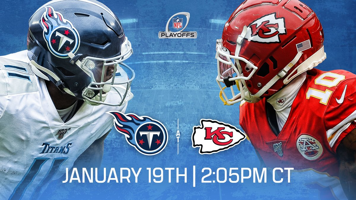 We're going to Kansas City! AFC Championship 📰 » titanup.co/QeDR2N