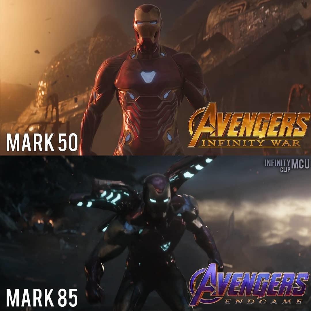 Qual a melhor armadura do Homem de Ferro?pic.twitter.com/e0zH126Jtv