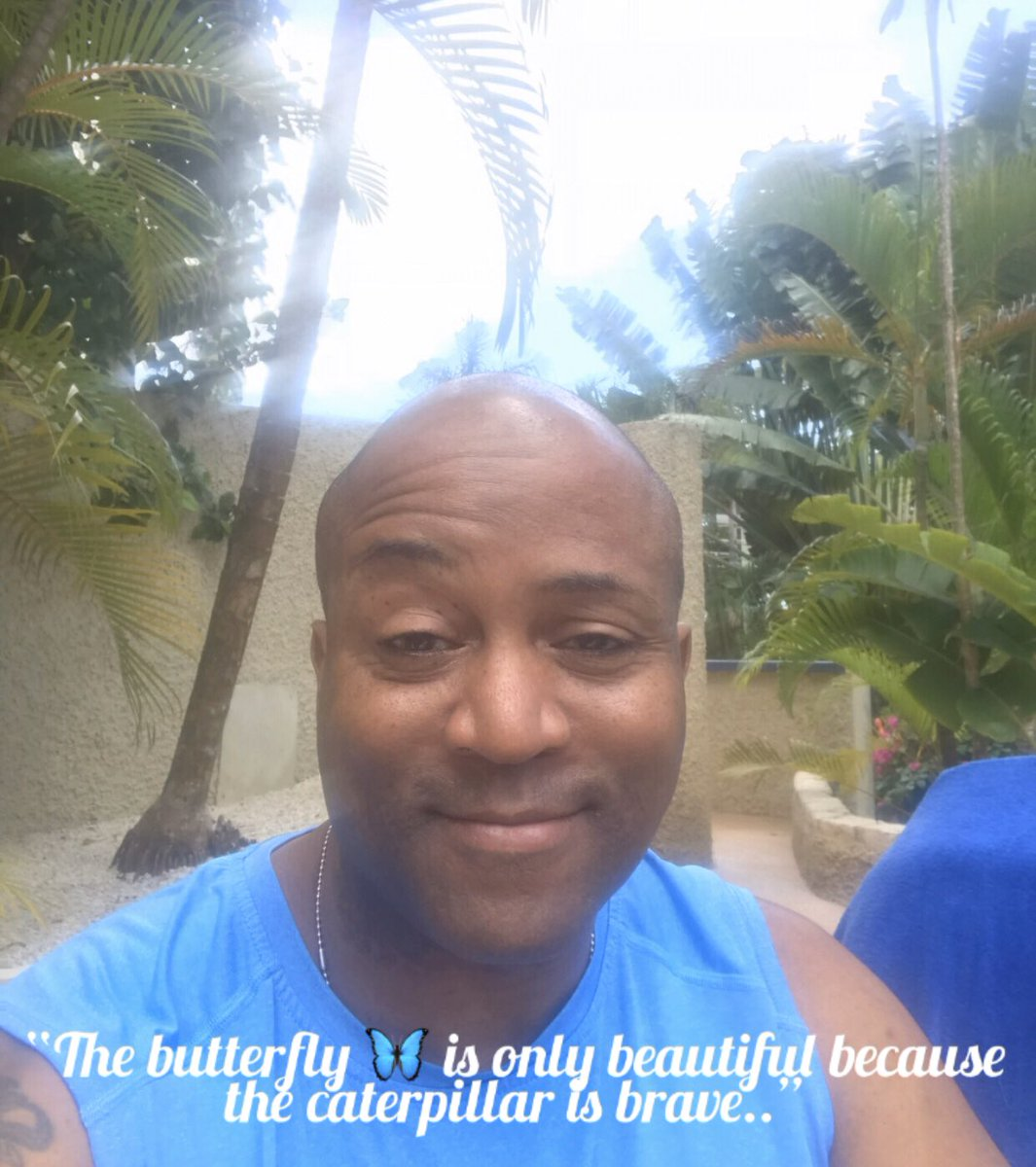 """""""I've always loved butterflies , because they remind us that it's never too late to transform ourselves..""""  #YouAreGoodEnough #LoveYourself #EmbraceTheJourney #SundayVibes #Peace #Jamaica #Jamaican #Taino #OwnYourLifepic.twitter.com/i8oCF41OaT"""