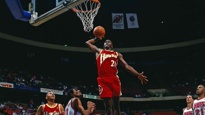 Happy Birthday Dominique Wilkins!  Hit us with an awesome dunker!!!