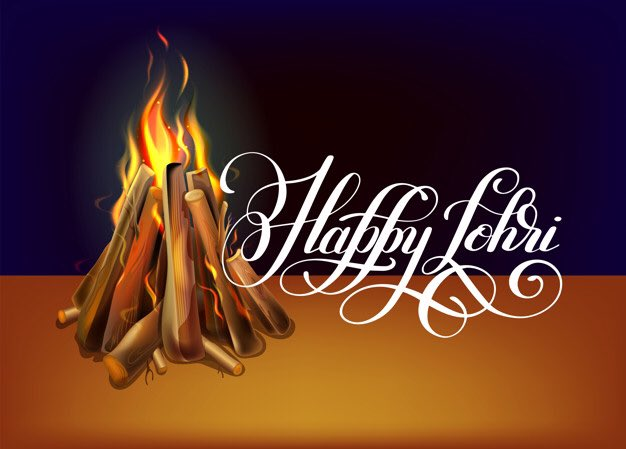 Wishing you all a very #HappyLohri. May this joyous occasion bring happiness and prosperity to you and your family.