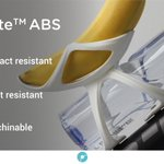 Image for the Tweet beginning: PolyLite™ ABS is made with