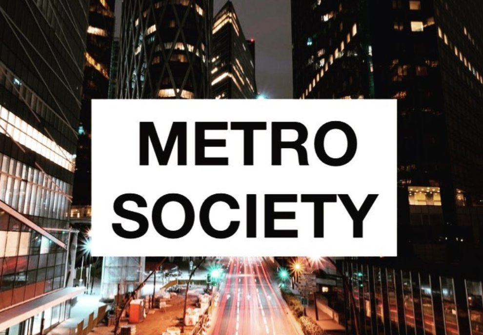 The Metro Society - what are we about?  Brand Development • Clout Chasing • Proprietary Content • Good Music • Delivery. Let us know which places to be at and we'll be sure to shout it out. #clout #instagram #brand #metro #newyork #newjersey #pleaseshoutout pic.twitter.com/w6YKacSDuj