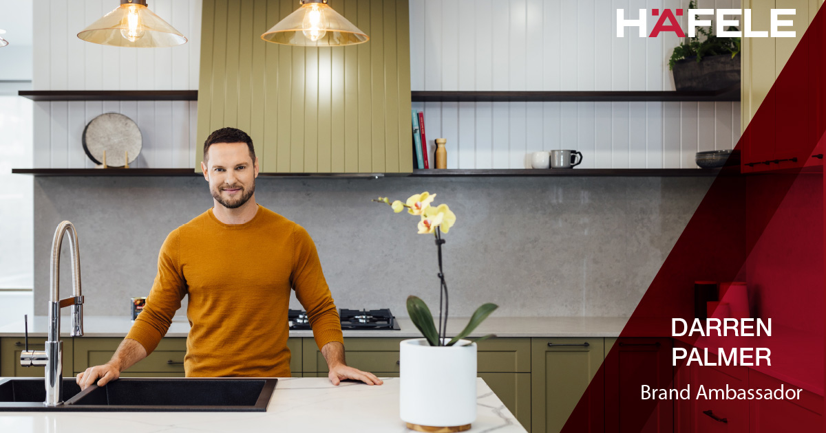 We're excited to announce @darrenpalmerint  will continue to be our official #BrandAmbassador in 2020. We're excited to plan more exciting events and concepts with Darren Palmer this year and can't wait to share more with you soon. #HafeleAustralia #DarrenPalmerpic.twitter.com/3S18LWw1pE