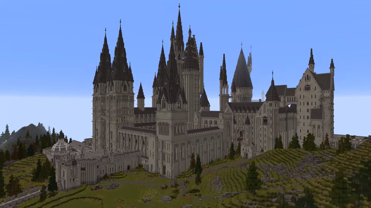 A group of modders has brought the world of Harry Potter to Minecraft. http://bit.ly/35NiCt1