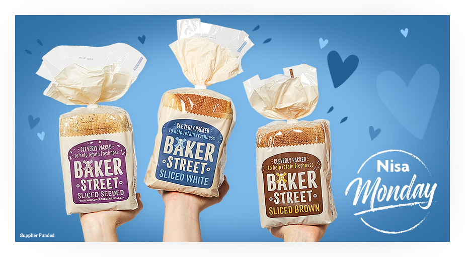 WIN a load of Baker Street bread Or a Magimix Vision Toaster this #NisaMonday! There will be ONE main lucky winner and also a runner up! RT+FOLLOW for your chance to win! What is your fave toast topping? 🍞  Ends: 19.01.20 Ts & Cs apply: