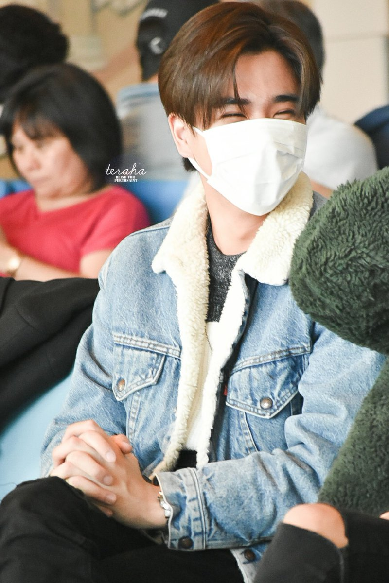 200113 NRT   His smiling eyes make my world brighter  @perthppe   #KDPPE  #PerthTanapon  #TEMPTdayandnight<br>http://pic.twitter.com/0fZ6fxGKUd