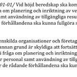 Image for the Tweet beginning: Kommuner och regioner har en
