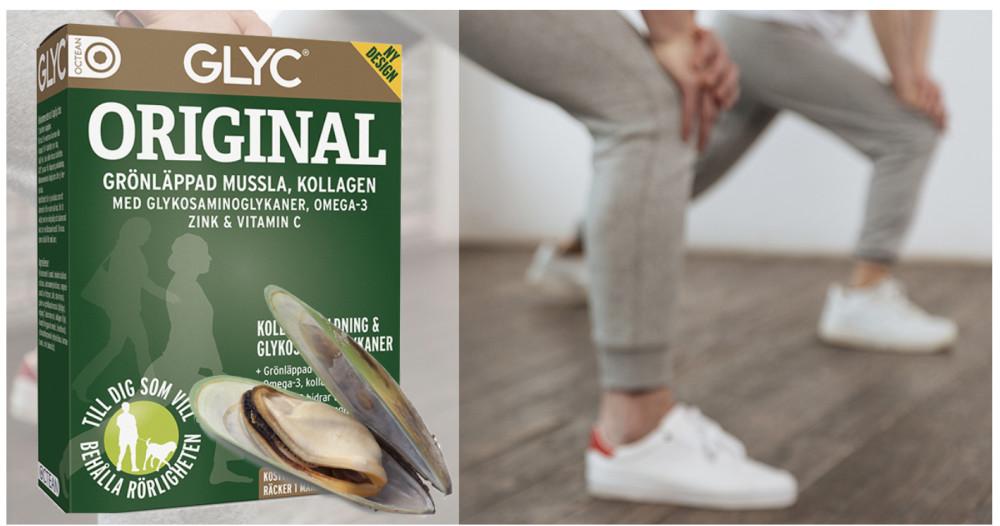Tillskott med grönläppad mussla mjukar upp stela leder och stillar smärta vid artros https://t.co/X7ZouT7ept https://t.co/UHeg3abOLh
