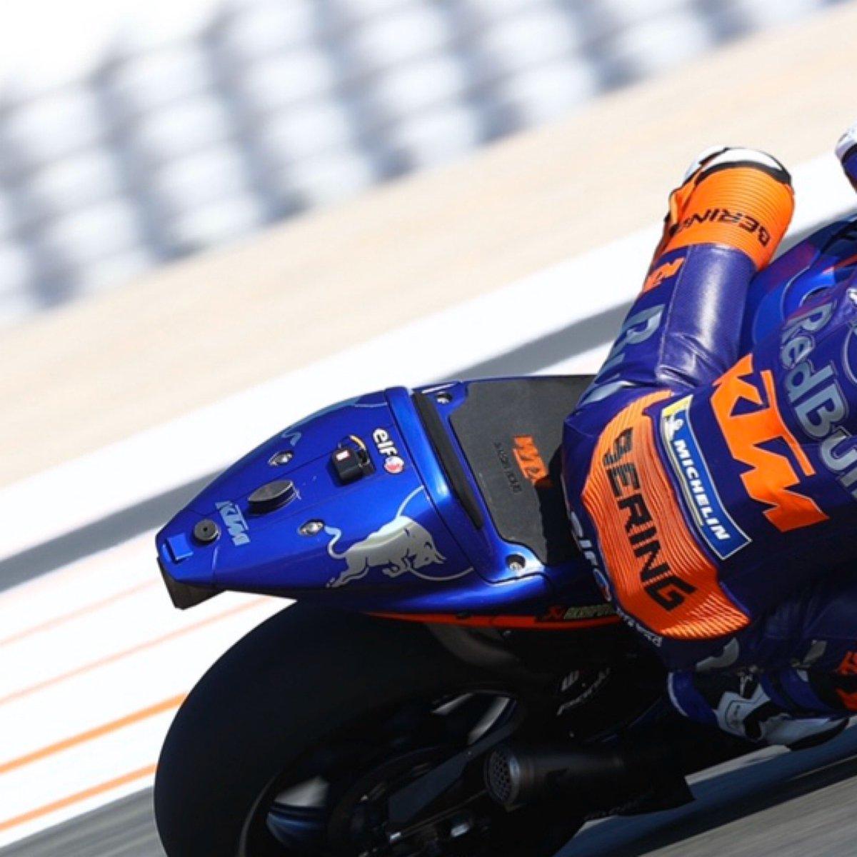 Have a rapid start into the new week ✊🏻😉 #KTM #Tech3 #MotoGP @MotoGP #IL27