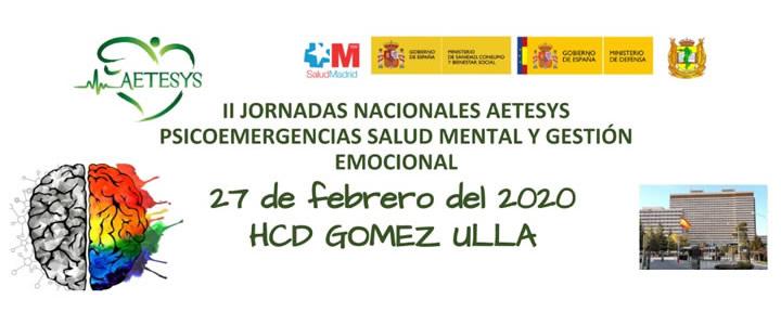 II JORNADAS NACIONALES AETESYS - Asociación Española de Técnicos de Enfermería, Emergencias, Sanitarios y Sociosanitarios... EOJvZVoWAAYYgvc?format=jpg&name=900x900