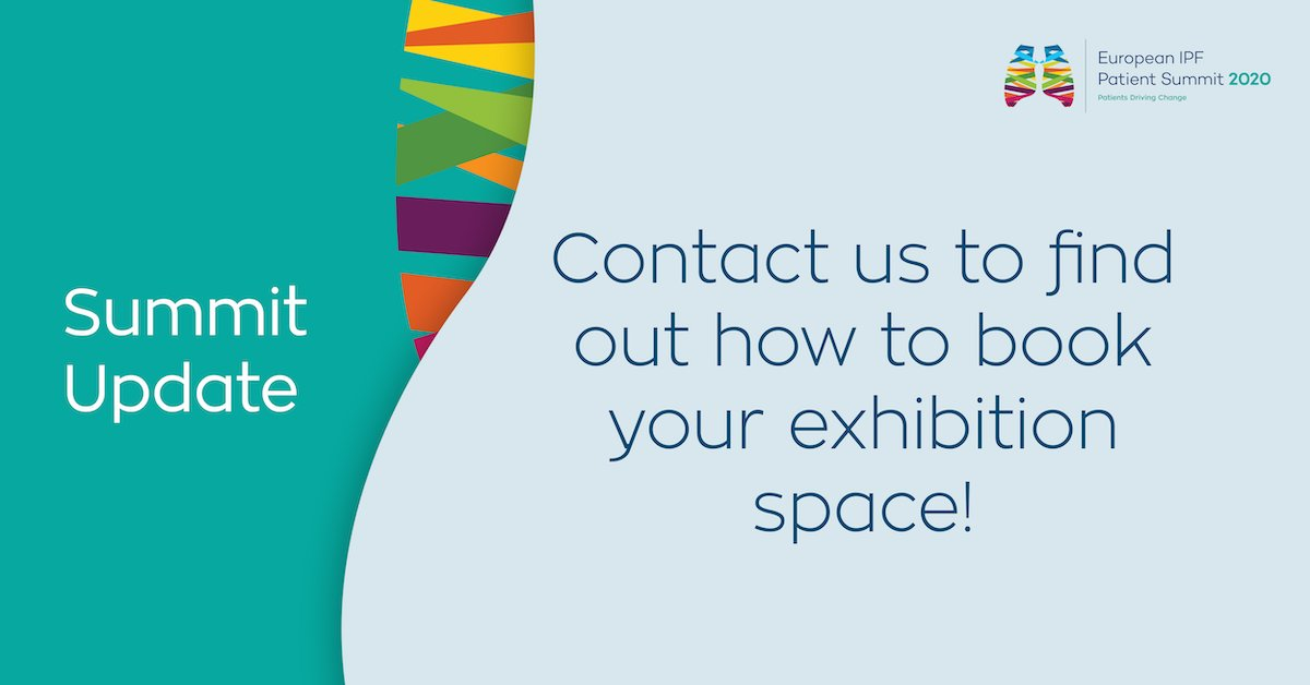Interested in #exhibiting during the #IPFSummit2020? Contact us today to find out more. euipfsummit.org/exhibitions/
