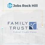 Image for the Tweet beginning: The latest Jobs Rock Hill