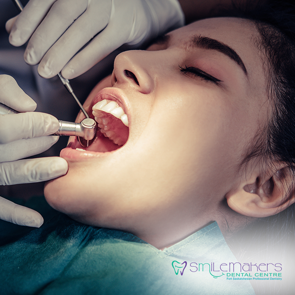Sometimes illness or accidents can result in the need for #ReconstructiveDentistry. We offer a reconstructive dentistry plan that includes gum dentistry, oral surgery, and tooth alignment according to the client's needs.  https://zurl.co/nkxb  #smilemakersedmontonpic.twitter.com/o9A20Ktkii