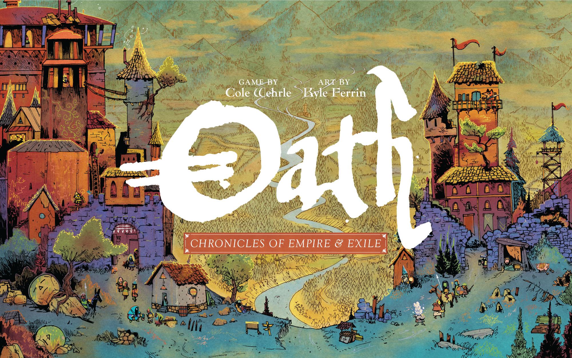 Oath - Kickstarter 2020 primer trimestre