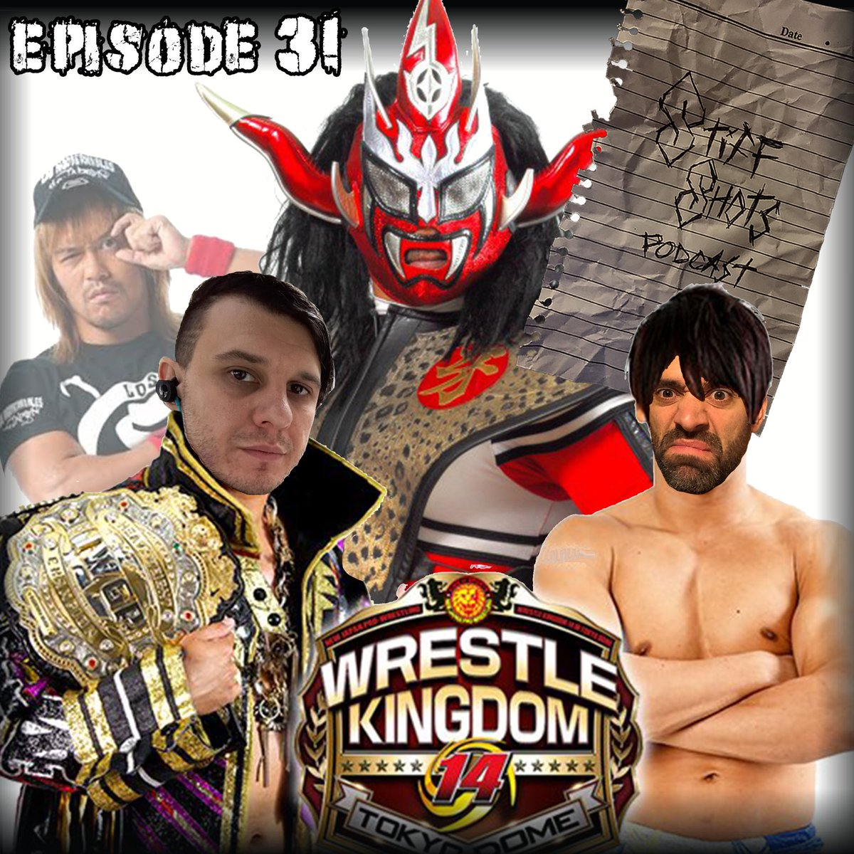 2020 stone cold stunny Wrestle Kingdom 14 was nothing but YEN. We discuss this cool occurrence in detail and start the decade off with some sick rapping. Stream on every platform that rocks