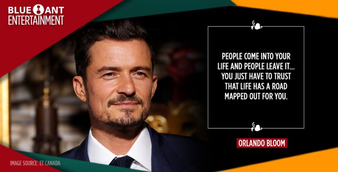 Happy birthday Orlando Bloom!