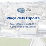 Image for the Tweet beginning: Plaça dels Esports 🏀🏓🏐 ⚽