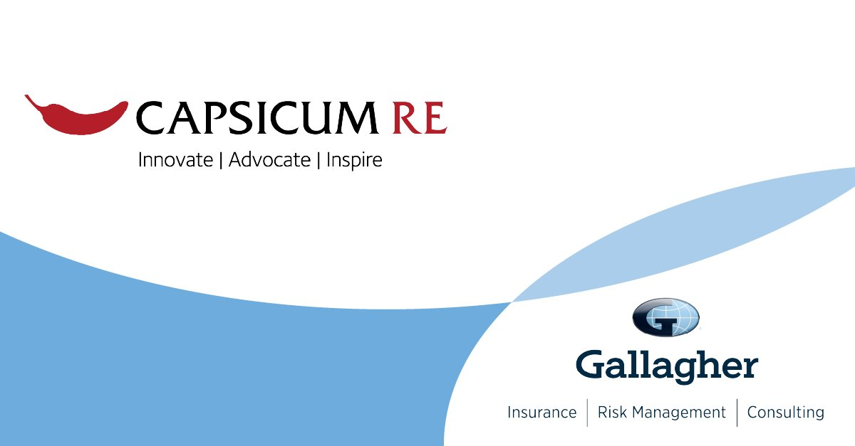 Great news - today we welcome more than 150 new colleagues into our UK division as we confirm that specialist #reinsurance broker @CapsicumRe is now 100% owned by Gallagher. Full story here: bit.ly/2Rfd598