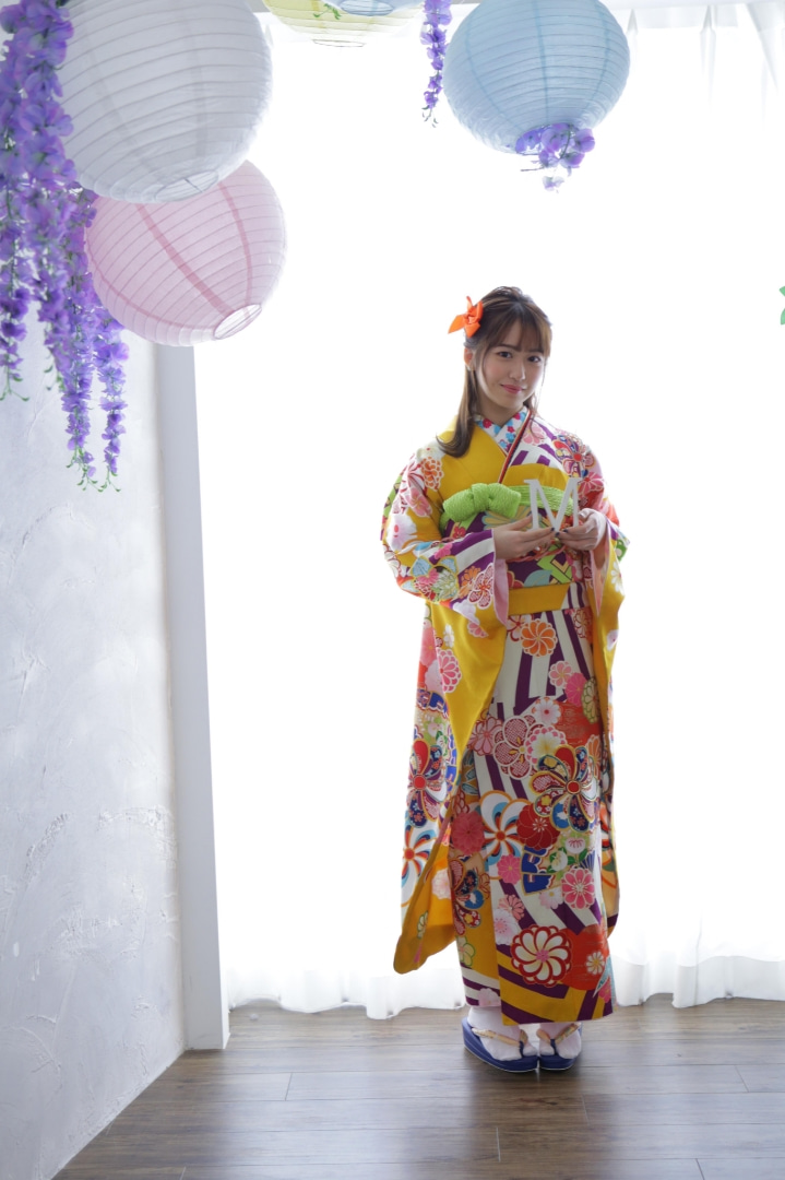 【12期 Blog】 #成人の日@野中美希:…  #morningmusume20