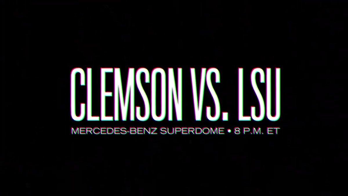 @ClemsonFB's photo on Superdome