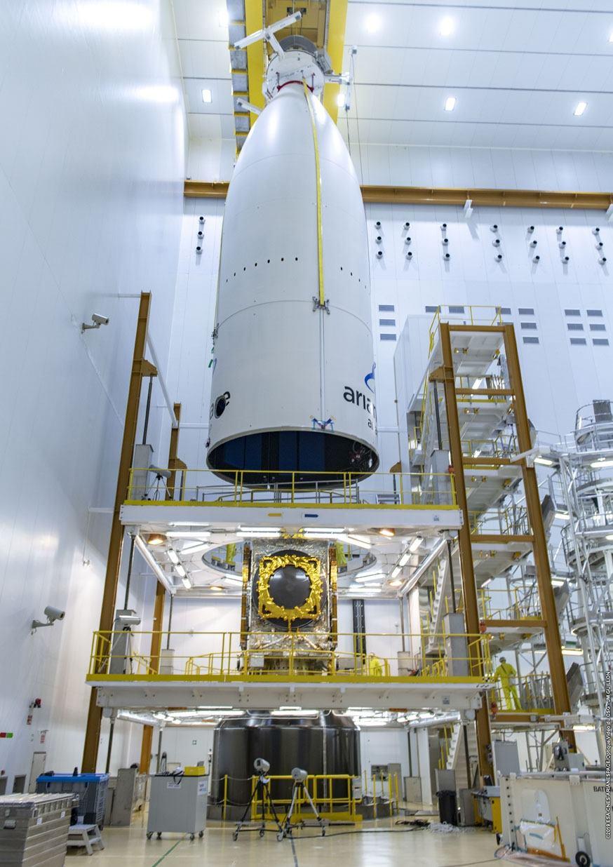 Ariane 5 VA251 (Eutelsat Konnect & GSAT 30) - 16.1.2020 EOKgcGyX0AA-wzs?format=jpg&name=large