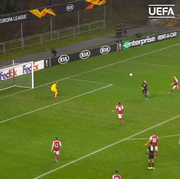 Raúl Jiménez in the group stage =      #UEL |  @Wolves