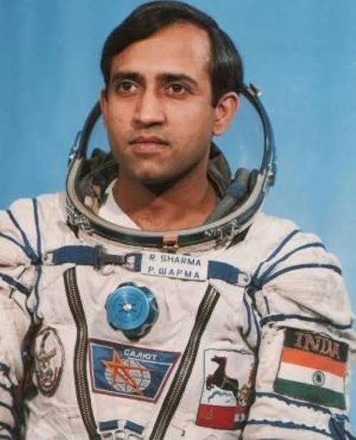 Today is rakesh sharma birthday, happy birthday sir