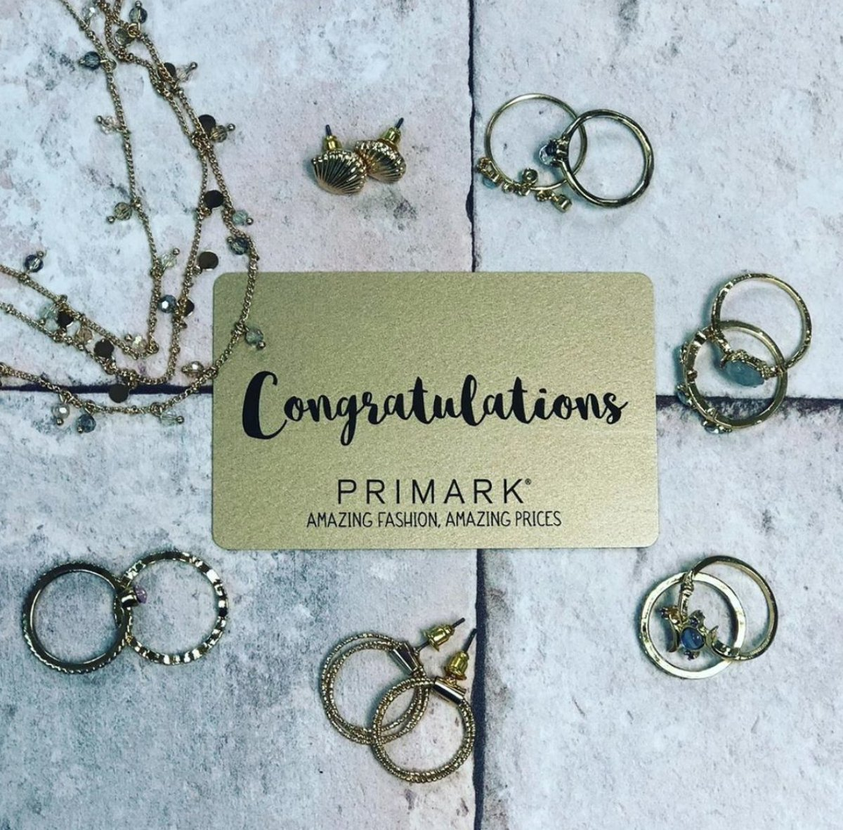 #FreebieFriday!  Feeling in need of treat but payday is still nowhere in sight? Update your wardrobe with a £75 @Primark voucher!  Follow us, like & RT to enter, ends 8am 20/01/2020.   You can also enter on Facebook & Instagram!<br>http://pic.twitter.com/txbyDZodju