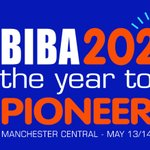 Image for the Tweet beginning: Save the Date! #BIBA2020 will