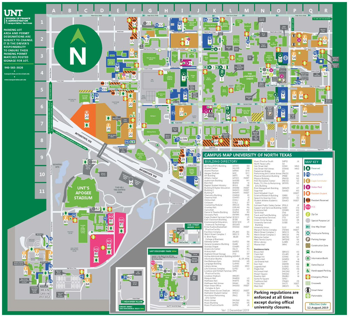 map of unt campus Unt Police Dept On Twitter Happy First Day Of Class Unt map of unt campus
