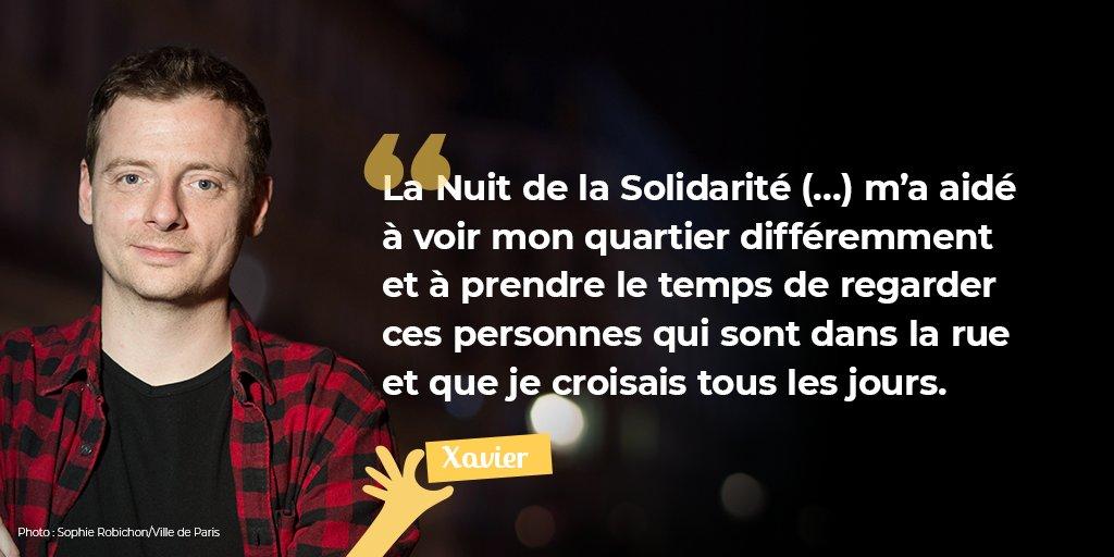 Les équipes de la #NuitdelaSolidarité sont pleinement constituées (depuis longtemps !) mais vous pouvez participer à son élan avec le programme d'activités solidaires de la Fabrique de la Solidarité 😉 #UneNuitQuiCompte