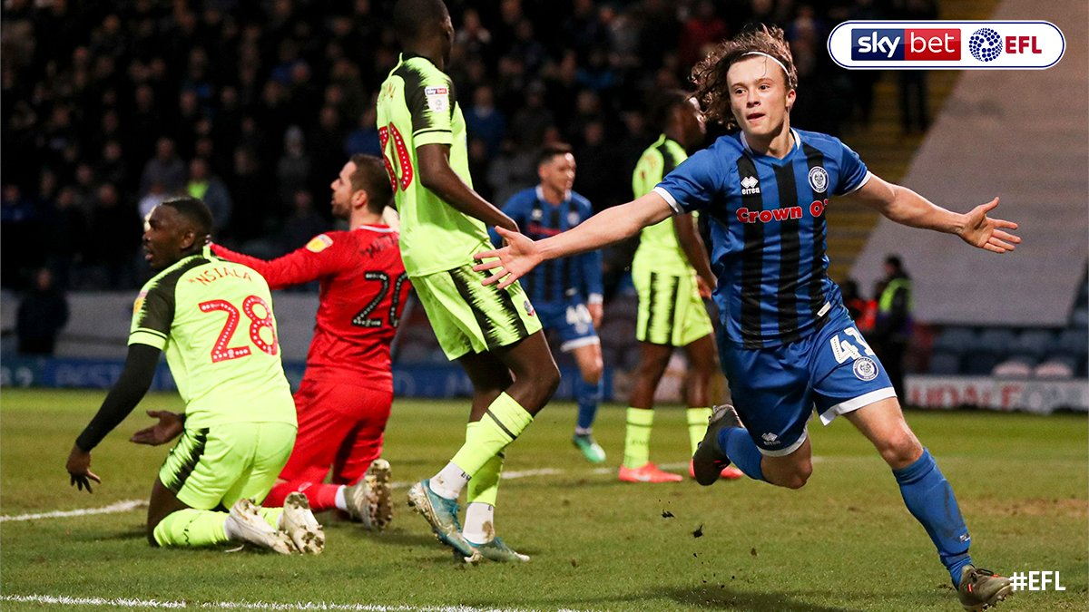 Another interesting weekend of football across the EFL, weve rounded up the five biggest stories you may have missed! po.st/5o1b3G #EFL