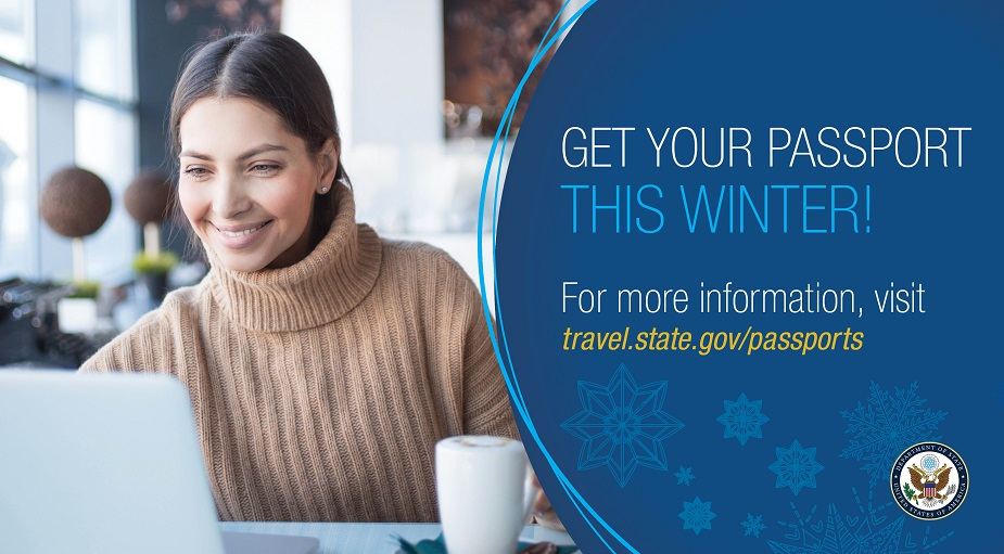 If you're a frequent flier who doesn't like waiting for your new passport, consider applying this winter to minimize downtime. Lower demand = faster processing times. https://t.co/62fSeDziBZ #BeginYourJourney https://t.co/93beIWPINB