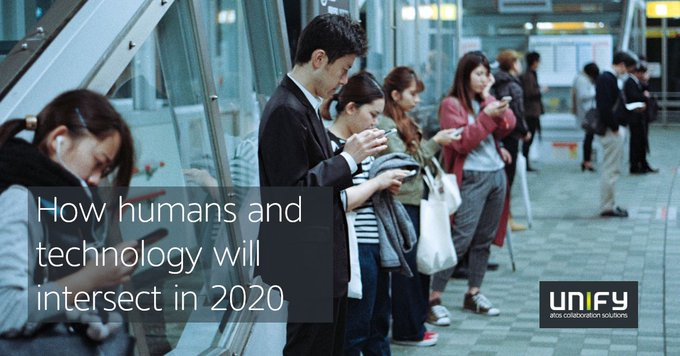 Now with #AI, #AR and the #IoT, not only does technology facilitate digital #collaboration,...