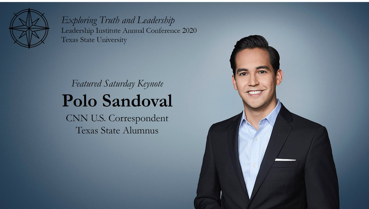 #LIAC20 Speaker Announcement: Polo Sandoval is a CNN U.S. Correspondent based New York. He covers a wide range of breaking news stories across the country for CNN and its sister networks CNNI, HLN, and CNN Español.  http:// ow.ly/yBzw50xUlES    <br>http://pic.twitter.com/Yk7fBqO56h