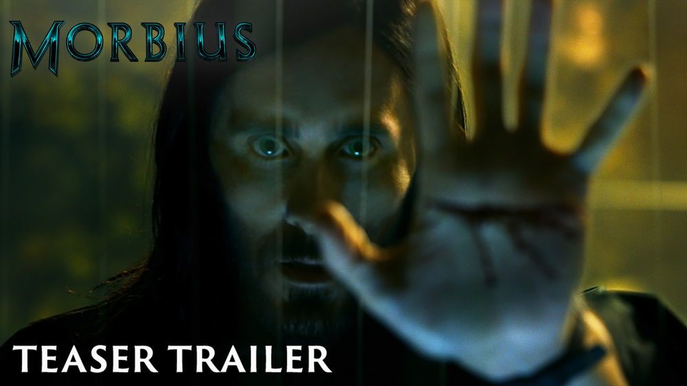 Sony's Morbius Trailer Proves Vampires Can Be Scary And Not Sparkly - GameSpot