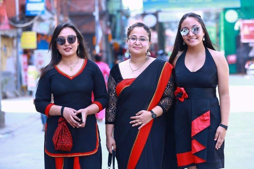 Newari Beauties https://t.co/amGIMxDW8r
