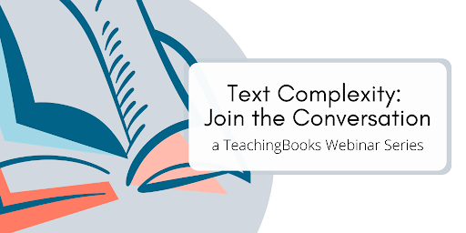 test Twitter Media - In these webinars we will facilitate discussions about Text Complexity using rubrics from TeachingBooks' Toolkit. We will also consider the ways authors , speakers, and events in this text contribute to the inclusion of diverse voices. Sign up: https://t.co/5q8We92kLA https://t.co/vtTzN0Ww1R